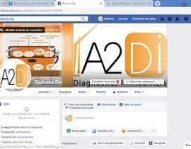 #11 za Mettre à jour la photo de profil  et la photo de couverture de la page facebook od Aliva1990