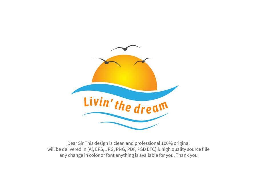 Penyertaan Peraduan #163 untuk Livin' the Dream