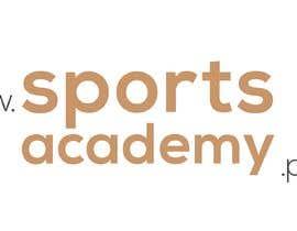 #23 pёr Design a logo - SportsAcademy nga juliasallesc