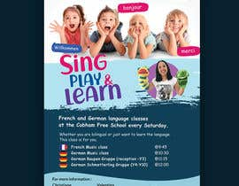 #34 pёr Design a flyer for Childrens language classes nga CIVIL08