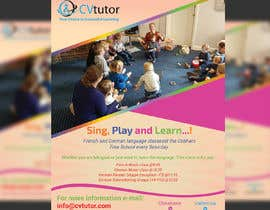 #22 pёr Design a flyer for Childrens language classes nga designersalma19
