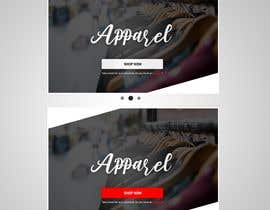 #3 para Create 3 Banners and 1 Slider for Shopify Website Blarix.com por COSTINTUDOR