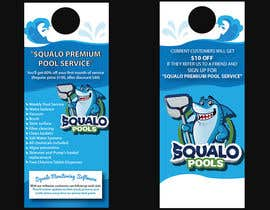 #1 za Design a Door Hanger AD for a Pool Service Company od Riyad0097