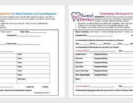 #6 za Make a one page employee form od sumaiya505