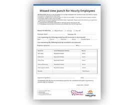 #5 za Make a one page employee form od pipra99