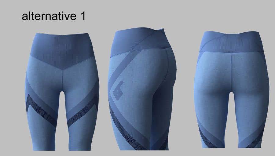 Kandidatura #                                        17                                     për                                         Leggings design