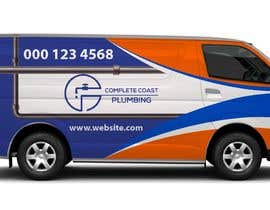 #14 pёr Design a Van and Ute wrap for my business nga banduwardhana