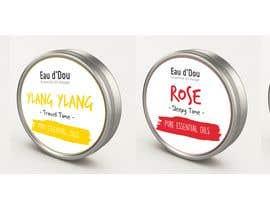 #22 za DESIGN ME A LABEL FOR EAU D'DOU - essential oil play dough stress ball od btnavarro