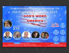 #31 pёr USA Conference Flyer Design nga forhaad