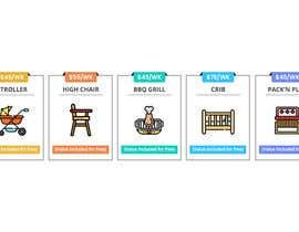 #17 pёr Create 5 Infographics nga RomanaMou