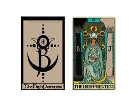 #17 pёr celtic design tarot cards nga ValexDesign