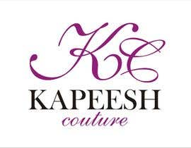 #13 za We are needing this logo attached redesigned. We are needing a more polished and modern design. The colors are hot pink, black and white. This is a women's clothing boutique. Please be original. KAPEESH COUTURE od yadavsushil