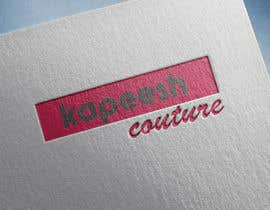 #22 za We are needing this logo attached redesigned. We are needing a more polished and modern design. The colors are hot pink, black and white. This is a women's clothing boutique. Please be original. KAPEESH COUTURE od hrshawon1