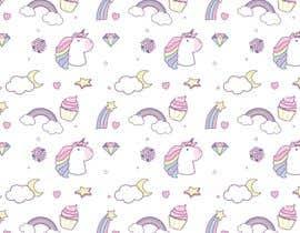 #57 za Design a Cute Unicorn Pattern od DaneyraGraphic