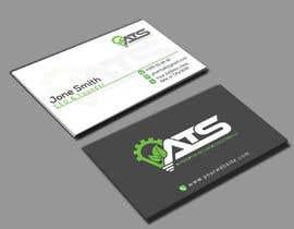 #302 pёr ATS Presentation Business Card Design nga monirkhan2320
