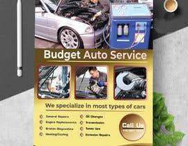 #72 pёr I need flyer for auto reapir nga beaumasud65