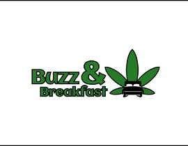 #28 pёr Buzz and Breakfast or Buzz n Breakfast Logo nga MVgdesign
