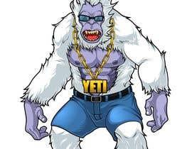 #22 za I need a cartoon Yeti mascot od Rotzilla