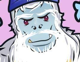 #39 za I need a cartoon Yeti mascot od DagmaCreative