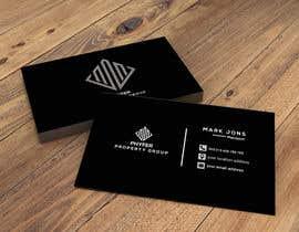 #10 za Need a modern professional Real Estate Logo & Business card layout od aktahamina35