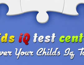 sadmannoorsami tarafından Banner Ad Design for Kids IQ Test Center - Winner Gets $100 için no 48