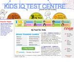 Graphic Design Konkurrenceindlæg #39 for Banner Ad Design for Kids IQ Test Center - Winner Gets $100