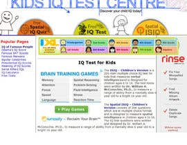 nigiiqbal tarafından Banner Ad Design for Kids IQ Test Center - Winner Gets $100 için no 39