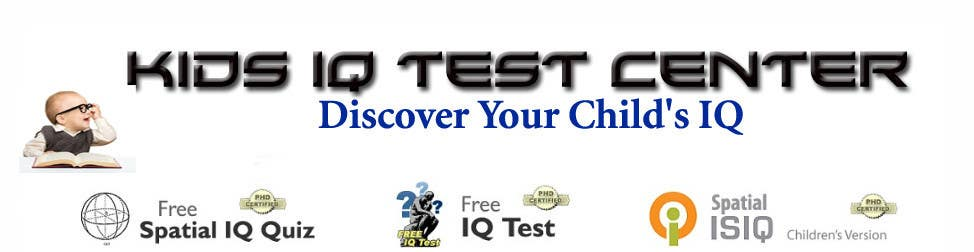 Proposition n°31 du concours Banner Ad Design for Kids IQ Test Center - Winner Gets $100