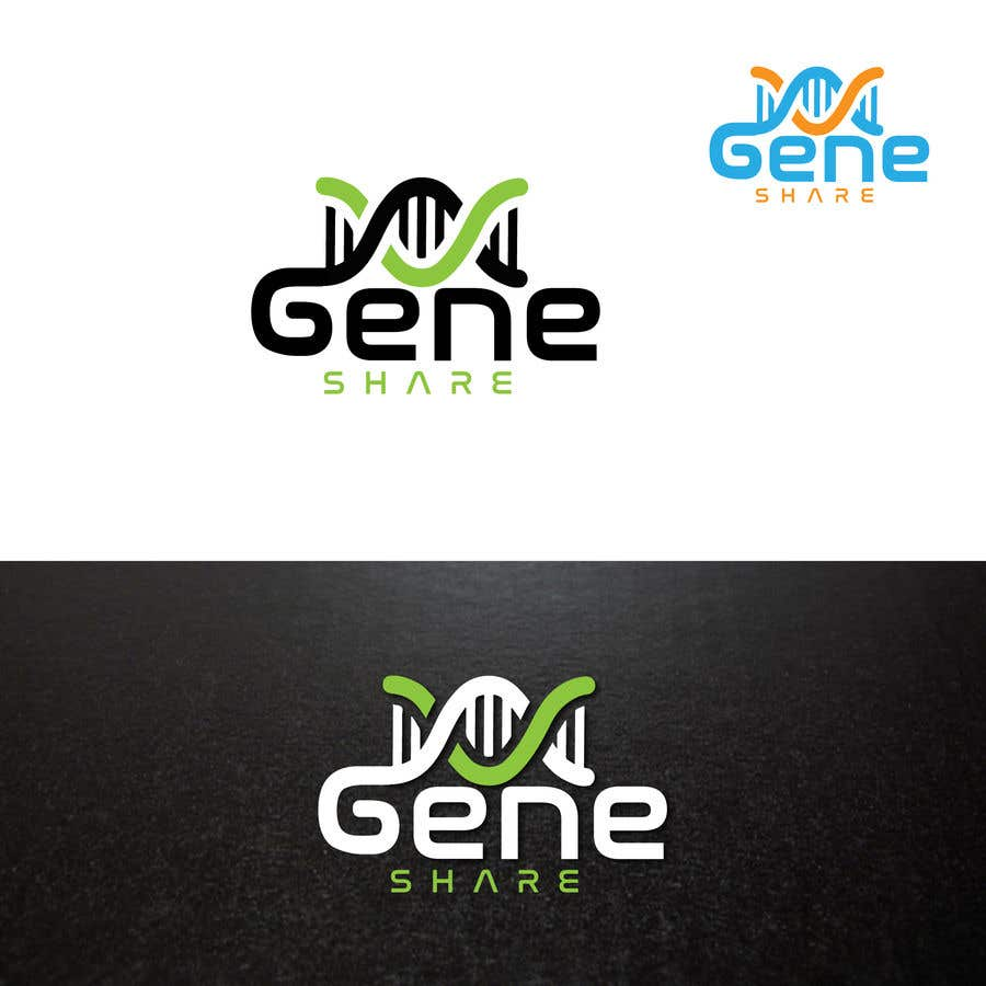 Konkurrenceindlæg #124 for Logo Design for Free Anonymous Genetic Sequencing company