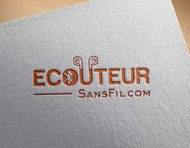 #52 za Logo for a bluetooth earbuds website od dreamtouchbd