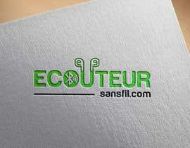 #58 za Logo for a bluetooth earbuds website od dreamtouchbd
