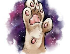 #117 za Draw tattoo style images of my cat od miqeq