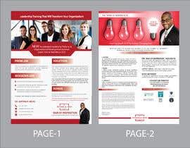 #56 cho Corporate Training Flyer bởi MOMODart