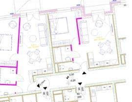 #8 para Architekturdesign -  5 - Flat ground plans design por jelenabirvalski