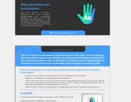 #42 untuk Graphic design - develop a media kit/flyer oleh stylishwork