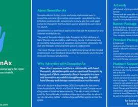 #55 untuk Graphic design - develop a media kit/flyer oleh Mongyu