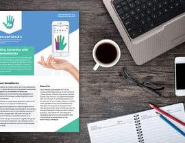 #44 untuk Graphic design - develop a media kit/flyer oleh mindlogicsmdu