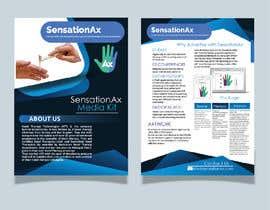 #25 untuk Graphic design - develop a media kit/flyer oleh bettyrodriguez20