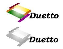 #31 za logomarca Duetto od caalgoncalves