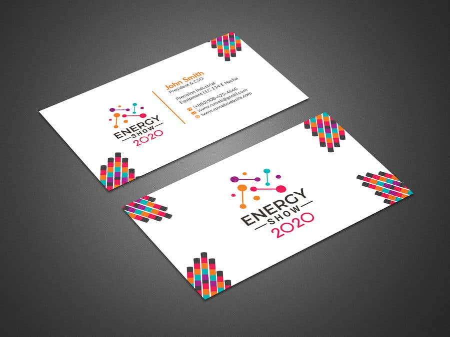 Contest Entry #726 for Business card and e-mail signature template.