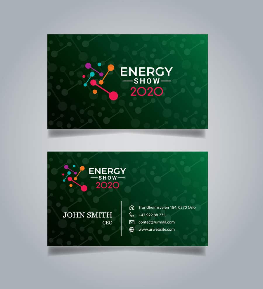 Contest Entry #594 for Business card and e-mail signature template.