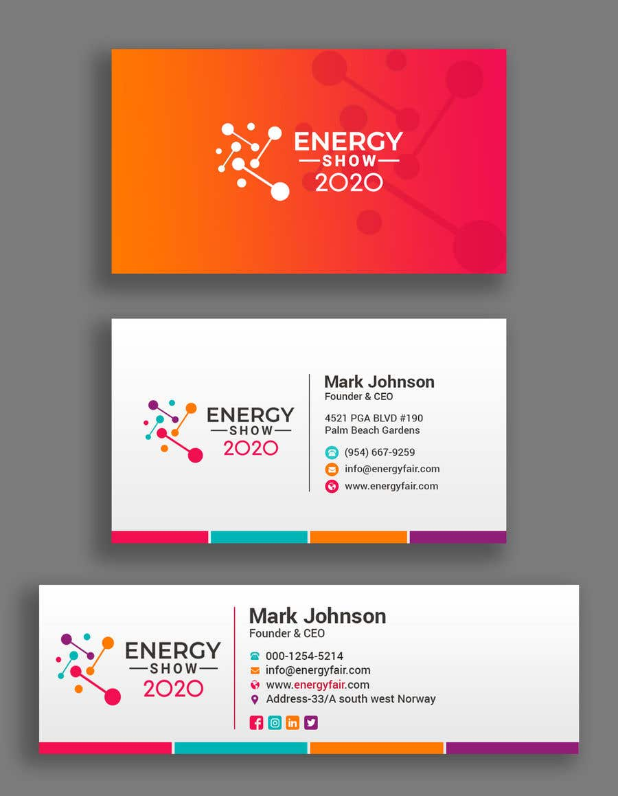 Contest Entry #358 for Business card and e-mail signature template.