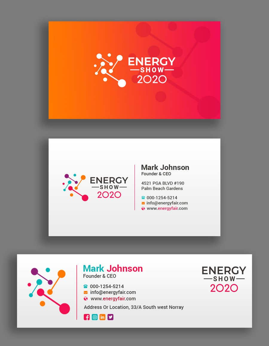 Contest Entry #376 for Business card and e-mail signature template.