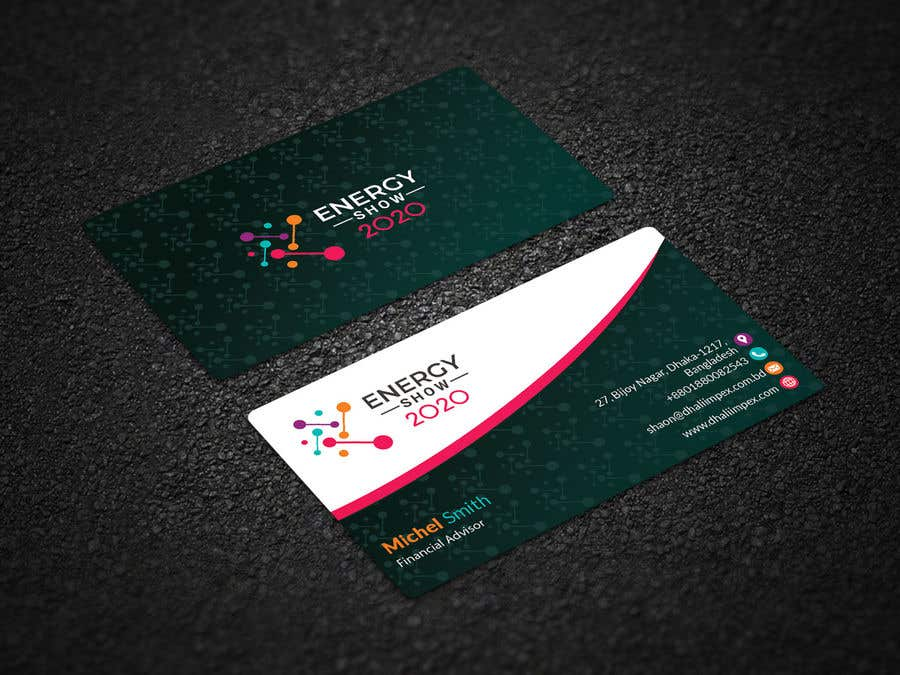 Contest Entry #710 for Business card and e-mail signature template.