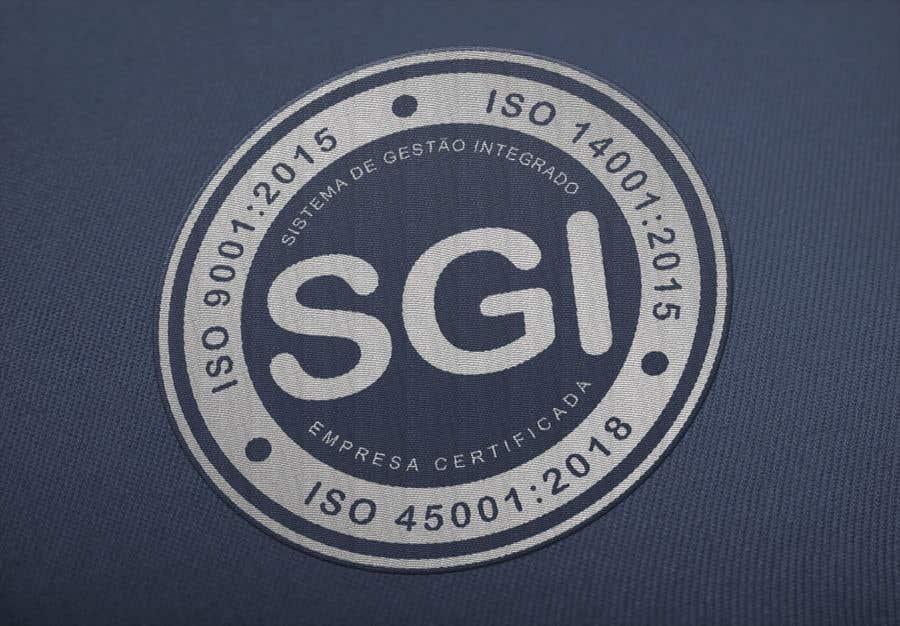 Inscrição nº                                         18                                      do Concurso para                                         Logotipo SGI
