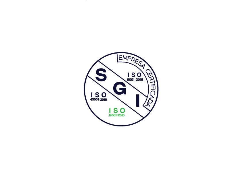 Inscrição nº                                         29                                      do Concurso para                                         Logotipo SGI