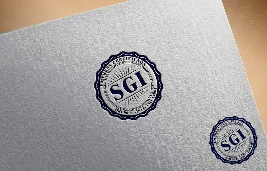 Inscrição nº                                         19                                      do Concurso para                                         Logotipo SGI