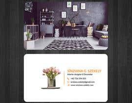 #43 za Business Cards for an Interior Designer od mdhafizur007641