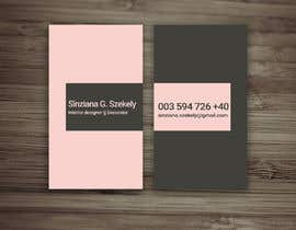 #114 za Business Cards for an Interior Designer od looterapro01