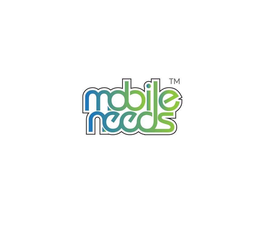 """Intrarea #123 pentru concursul """"Logo Design (Mobile Needs)"""""""